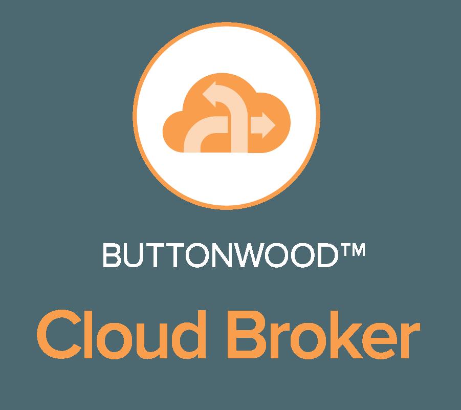 Cloud Broker Logo Light Stacked - Cloud Workload - Buttonwood