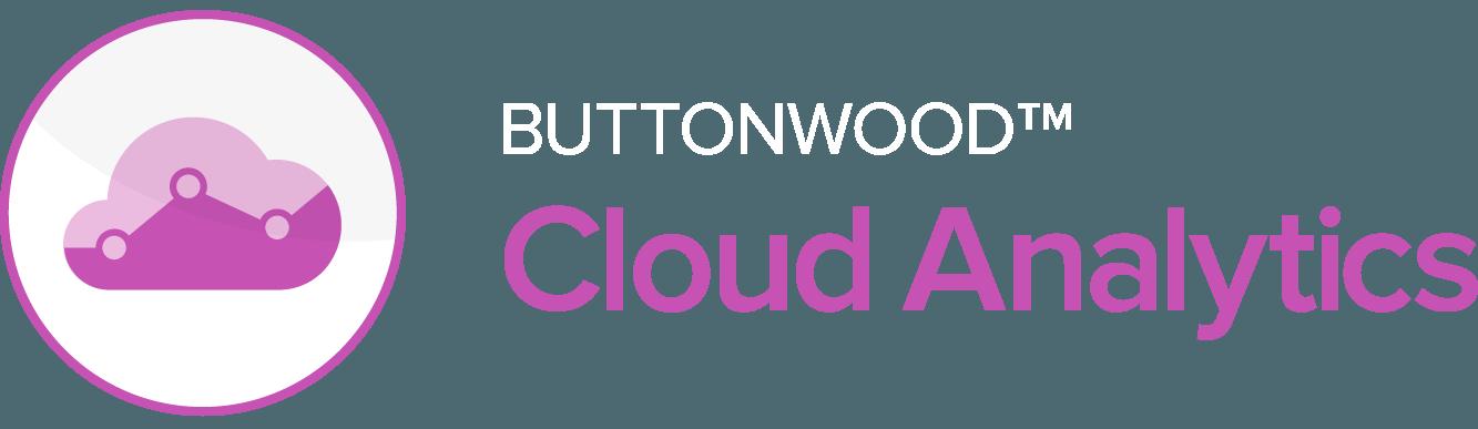 Cloud Analytics Logo Light - Cloud Based Data Analytics - Buttonwood